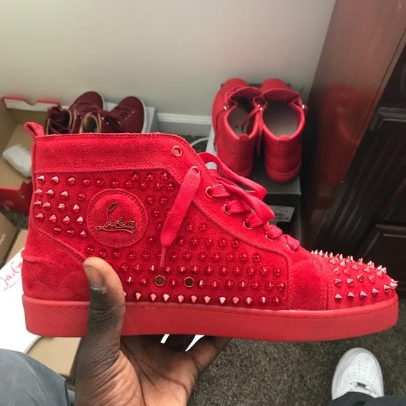 ded528100e2 Red bottoms. M 5a9497869d20f01238e7f708. Other Shoes you may like. Christian  Louboutin ...